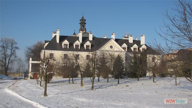 Klasztor pw. św Jacka w Skórcu