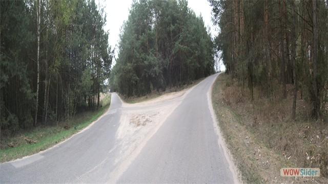 panorama drogowa