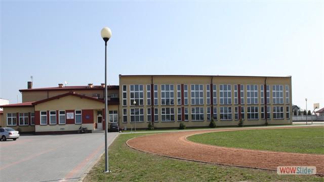 sala gimnastyczna Gimnazjum w Skórcu